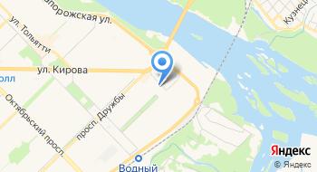 Межрайонная Инспекция ФНС России №13 по Кемеровской области на карте