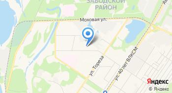 Детский дом-школа №95 на карте