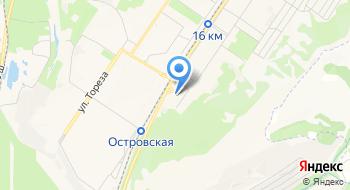 Мастерская мебели Василия Краснянского на карте