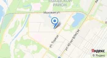 СибТек на карте