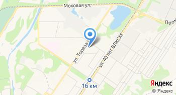 Интернет-магазин V6v12.ru на карте