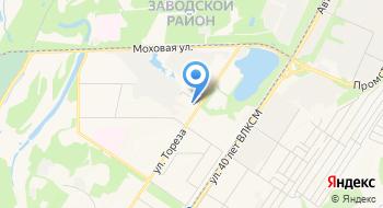 ГУПО Новокузнецка на карте