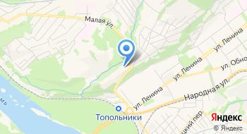 Музей-заповедник Кузнецкая крепость на карте