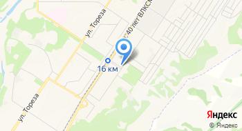 Отдел Военного комиссариата Кемеровской области по Заводскому и Новоильинскому району на карте