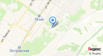 Горнолыжный комплекс Гора Маяковая на карте