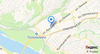 Стоматологическая клиника НовоДент на карте