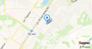 Досуговый центр Комсомолец на карте