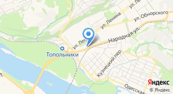 Филиал МАУК НКН на карте