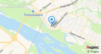 АТП Транстелеком на карте