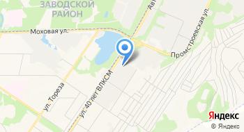 Ликероводочный завод Кузбасс на карте