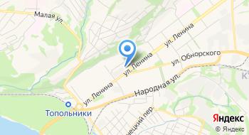 Торговый центр Кузнецкий на карте