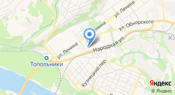 Реставрация ванн Смолькин Е.В. на карте