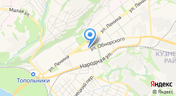 Профи-НК на карте