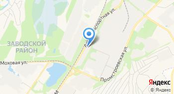 Автосалон Запсиб-Лада на карте