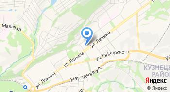 Автошкола Альянс-Авто на карте