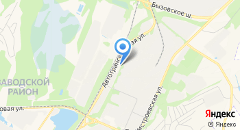 ЛесИнвест, производственно-торговая компания на карте
