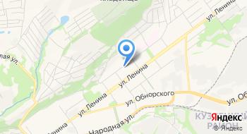 Агентство АДО на карте