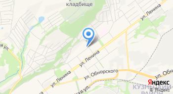 Отделение почтовой связи Новокузнецк 654034 на карте