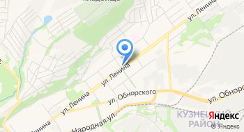 Мини-отель Кузнецкий на карте