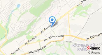 Магазин Калинка на карте