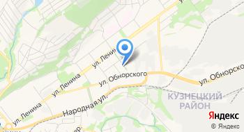 МЛПУ Городская соматологическая поликлиника №2 на карте