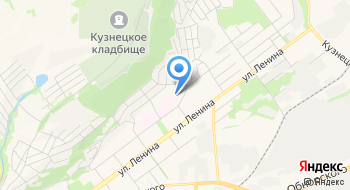 Гузот Новокузнецкое бюро судебно-медицинской экспертизы Морг на карте