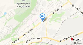 Пожарно-спасательная часть №2 11 отряд федеральной противопожарной службы по Кемеровской области на карте