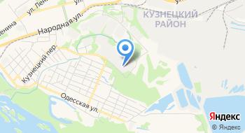 Производственная компания СпектрАТ-НК на карте
