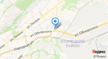 Завод аграрного и специального машиностроения на карте