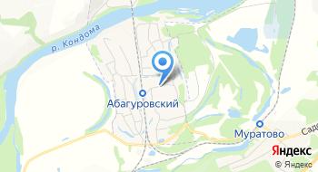 Подсобное хозяйство семьи Яштыловых на карте
