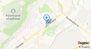 Торгово-сервисная компания Адреналин-НК на карте