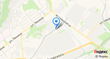 Зэми Новолюкс на карте