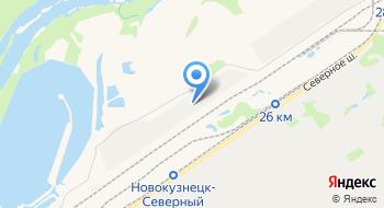 Гидромаш-НК на карте