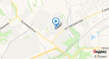НЗРМК имени Н. Е. Крюкова на карте