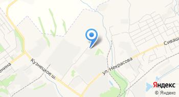 Хим Групп Кузбасс на карте