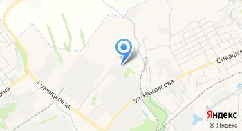 ТД Кузнецк на карте