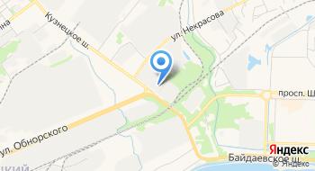 Компания Вентана на карте