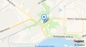Газпром газораспределение Томск филиал в Кемеровской области Новокузнецкий участок на карте
