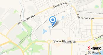 Коралл-Телеком-Кузбасс на карте