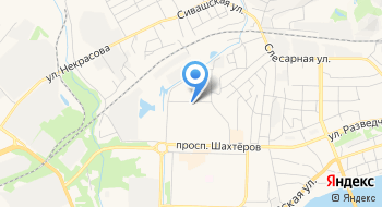 Отдел полиции Новобайдаевский Управления МВД России по г. Новокузнецку на карте