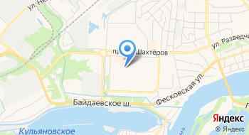 Торгово-строительная компания Эксперт на карте