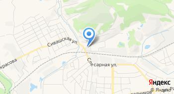 Новокузнецкий завод строительных материалов на карте
