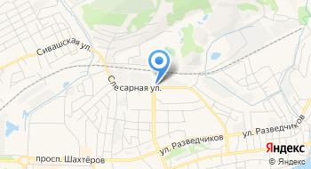 Территория, интернет-провайдер на карте