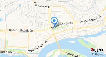 МАУ МКДК Орджоникидзевского района на карте