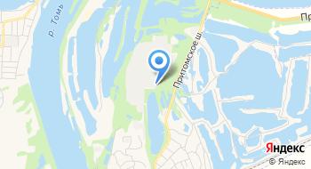 Леспромсервис на карте