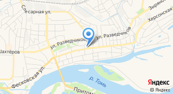 ФГУП Охрана на карте