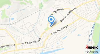 Муниципальное бюджетное лечебно-профилактическое учреждение Станция скорой медицинской помощи Подстанция Орджоникидзевского района на карте