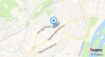 Ольдам-Сибирь на карте
