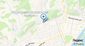 Федерация пейнтбола Кемеровской области на карте