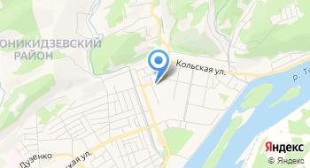 Паспортно-визовый сервис, ФГУП ФМС РФ Филиал в городе Новокузнецке на карте
